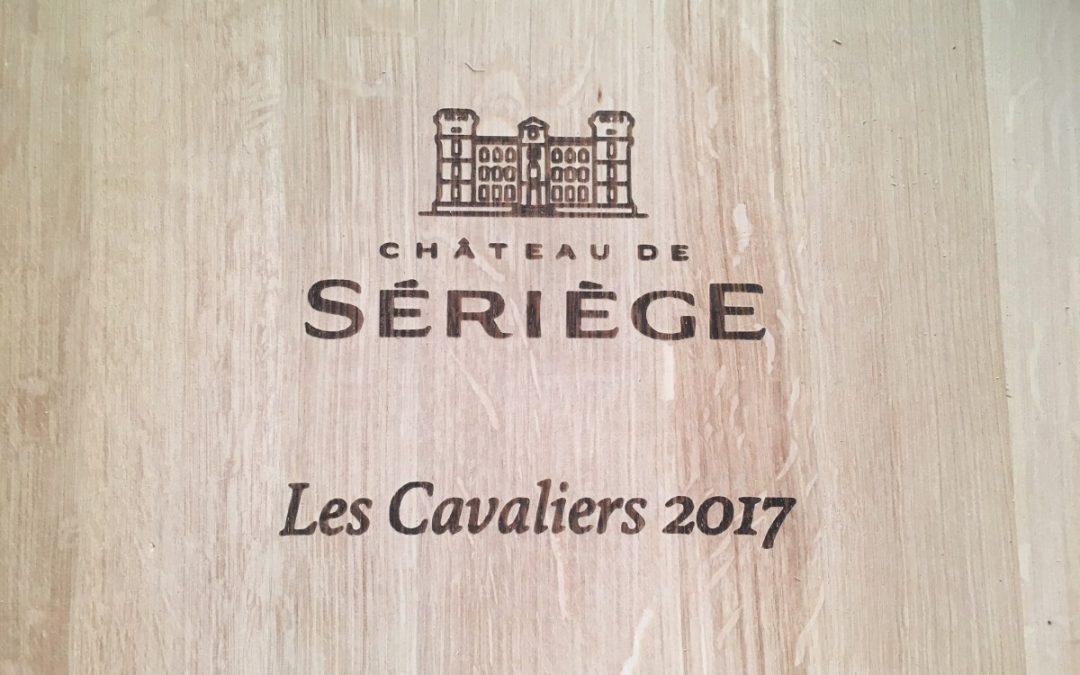 Cuvée Solidarité Les Cavaliers 2017