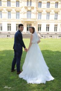 photographe mariage chateau Sériège aude herault
